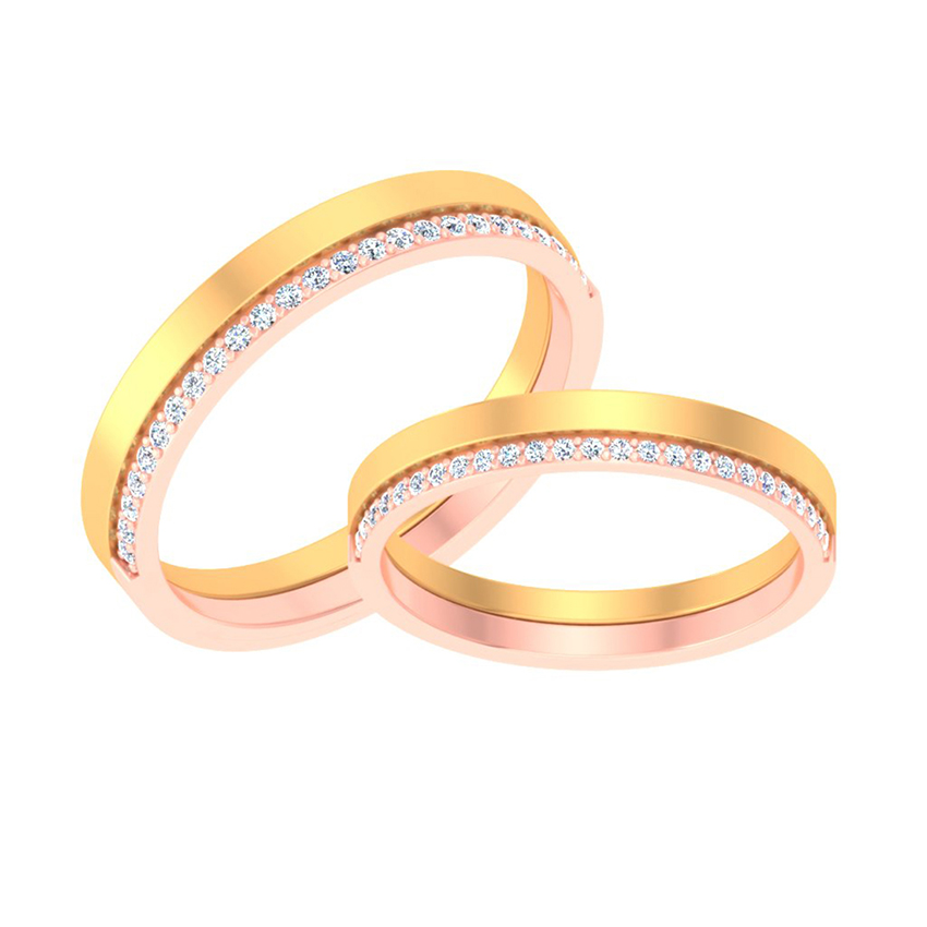 Delicate Couple Band