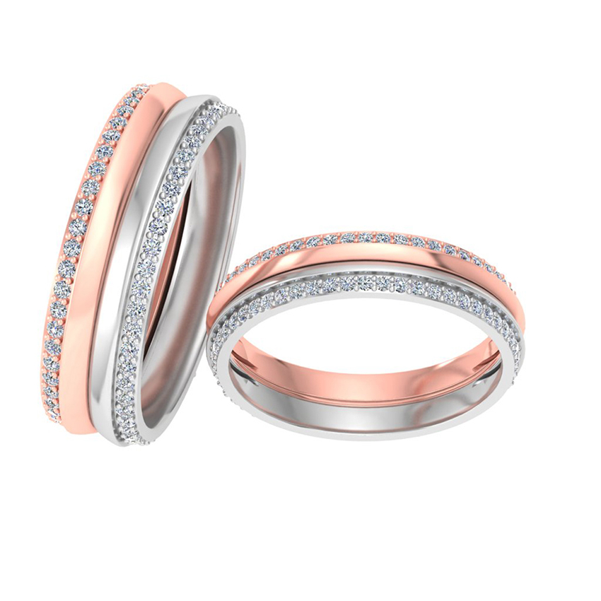 Comfortable Light Weight Couple Band