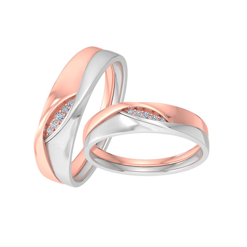 Preppy Love Ring
