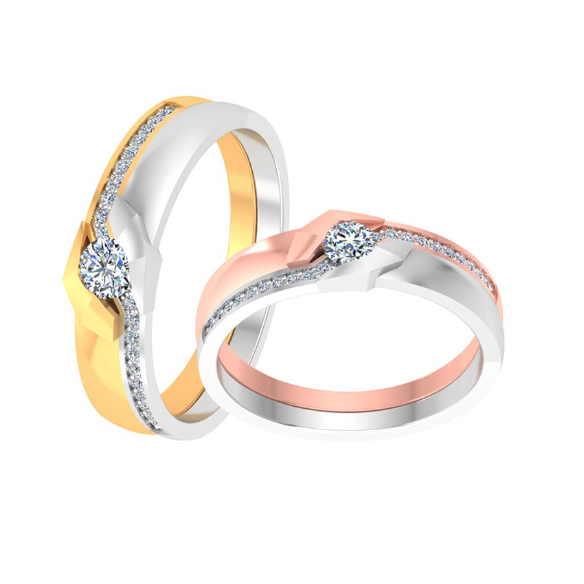Coordinating Couple Rings for the Perfect Couple