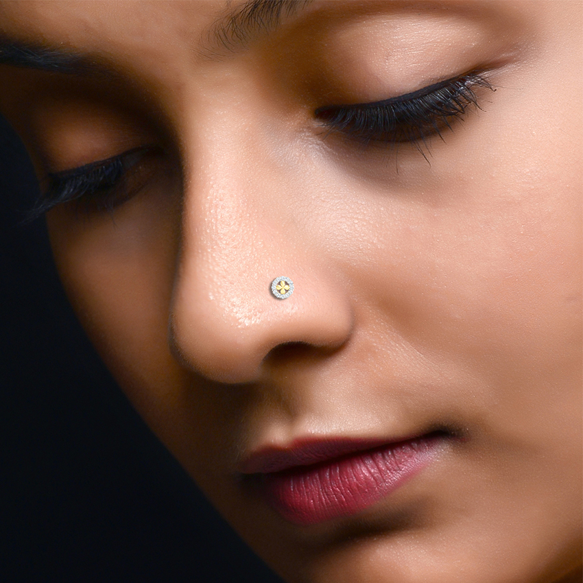 Trendy Nose Pin
